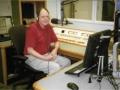 John Radio Russell WDCB Disc Jockey