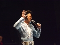 Dwight Icenhower on stage at Patsy Meets Elvis in Chicago!